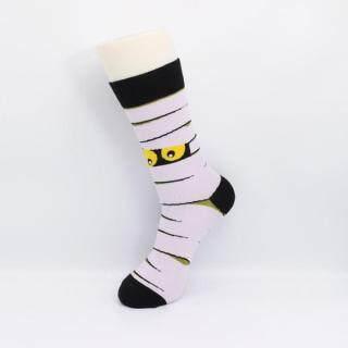 Bí Ngô Halloween Fancy Sock Đầm Đi Tiệc Cô Gái Đàn Ông Cao Phụ Nữ thumbnail