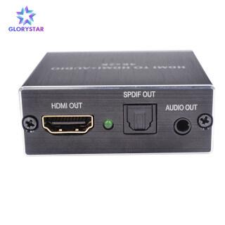 Bộ Chuyển Đổi Âm Thanh HDMI 3.5Mm GloryStar chất lượng cao - INTL thumbnail