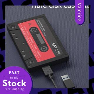 Hộp Đĩa Cứng Di Động 5Gbps 2.5 Inch, Bao Vây Ổ Cứng USB 3.0 Sang SATA Vỏ SSD Cho Windows thumbnail