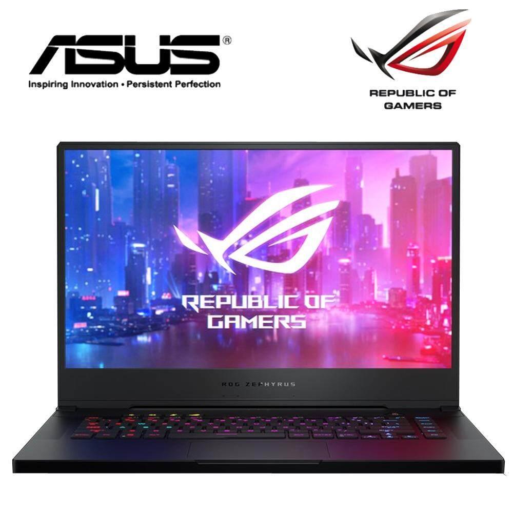 Asus ROG Zephyrus S GX502G-WAZ074T 15.6 FHD 240Hz IPS Gaming Laptop (i7-9750H, 16GB, 512GB, RTX 2070 8GB, W10 ) Malaysia
