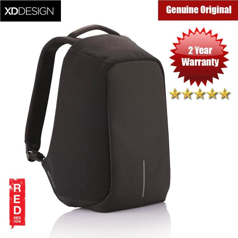 Original Genuine XD Design Bobby Original Anti-Theft Backpack (Black)