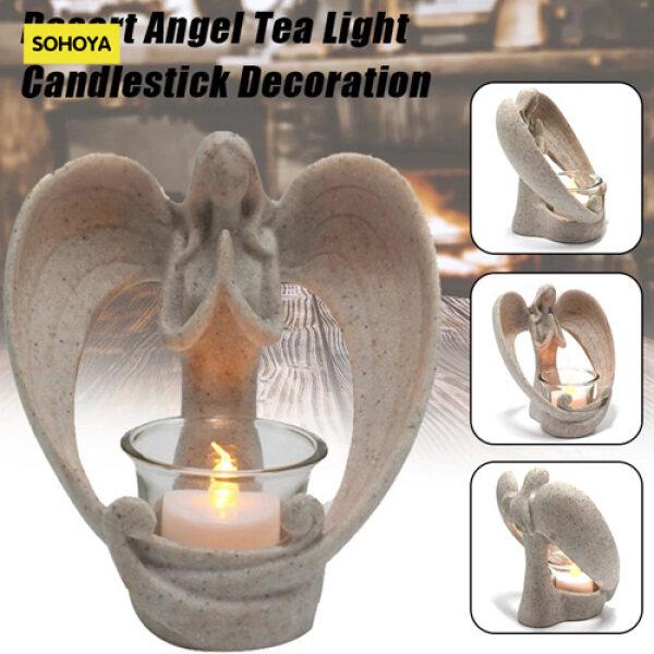 Giá Nến Memroy Angel, Nhựa Trang Trí Nến Tượng Thiên Thần Nhà Thờ Chúa Kitô, Kỷ Niệm