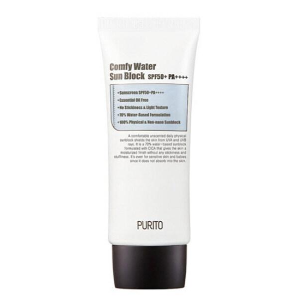 Buy Purito Comfy Water Sun Block 60mL Singapore