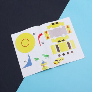 Cái gói Bút In 3D 44 Họa Tiết Giấy Vẽ Hoạt Hình Hai Mặt Với Bảng Vẽ Graffiti Bản Sao Mẫu Trong Suốt Cho Trẻ Em Tự Làm thumbnail