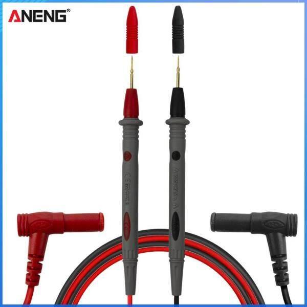 2pcs Universal Digital Multimeter Pens Lead Probe Wire 1000V 20A Ammeter