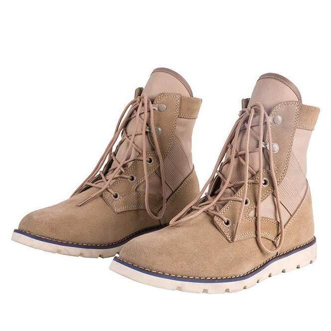 รองเท้าคอมแบตทราย Eagle รองเท้าบูททะเลทรายรองเท้าบูตลุยป่า Sfb น้ำหนักเบาเป็นพิเศษการต่อสู้การฝึกอบรมบูททะเลทรายรองเท้า By Peace Commerce.