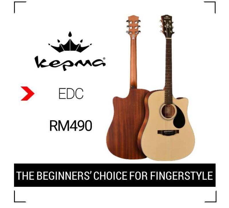 Kepma EDC (Acoustic Guitar) Malaysia