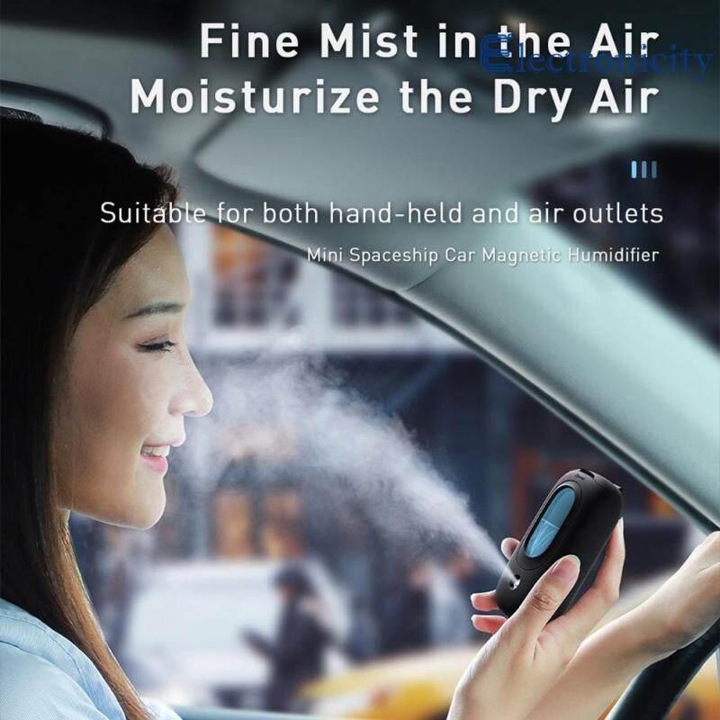 Baseus 50ml Car Mini Air Humidifier Auto Diffuser Purifier with Magnetic Singapore