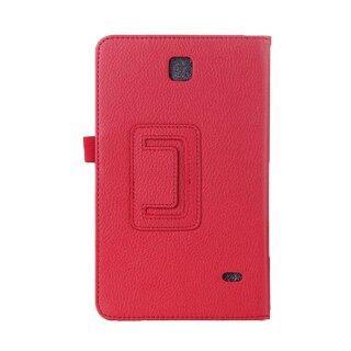 Ốp Tương Thích Với Samsung Galaxy Tab 4 7.0 T230 T231 T235 Ốp Đứng Gập Da PU Mỏng thumbnail