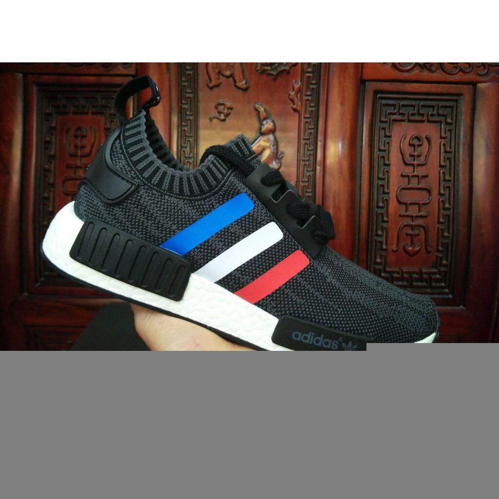 adcd9abc2 New Original Adidas NMD R1 PK Professional Running Shoes Men Shoes