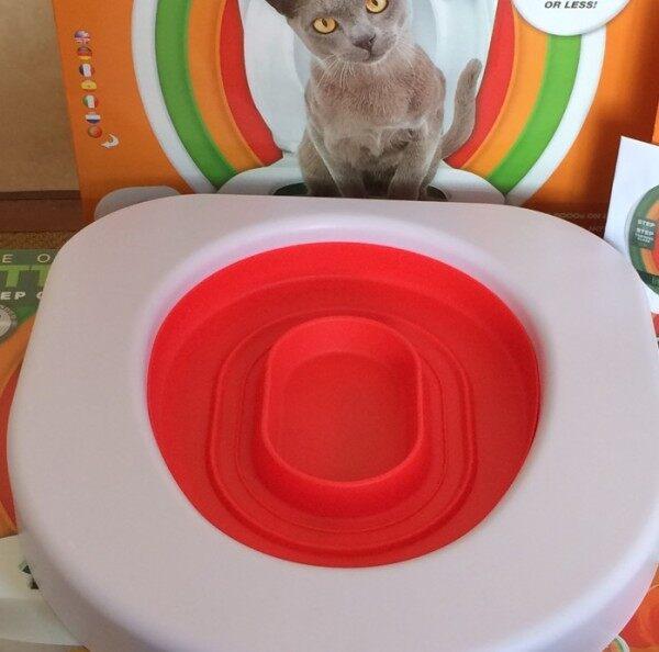 Bồn Cầu Vệ Sinh Cho Mèo, Bồn Rửa Cát Vệ Sinh Cho Mèo