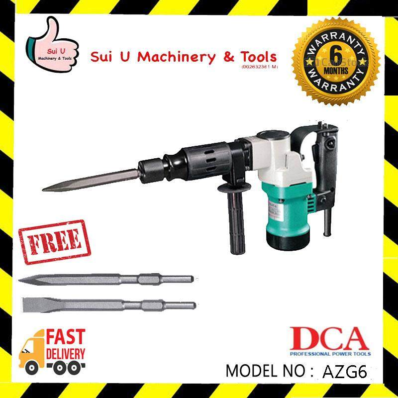 DCA AZG6 Demolition Hammer 900w