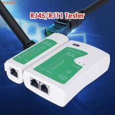 Máy Kiểm Tra Cáp Mạng Đa Năng Chuyên Nghiệp Bộ Dò Đường Dây Ethernet UTP RJ11 LAN RJ45