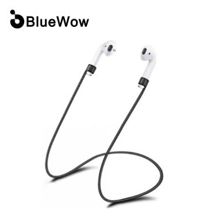 Bluewow Dây Đeo Tai Nghe Silicon FDS-2 Dây Đeo Tai Chống Mất Cho InPods 12 Airpods 1 2, Dây Thừng Phụ Kiện Inpods I12 thumbnail