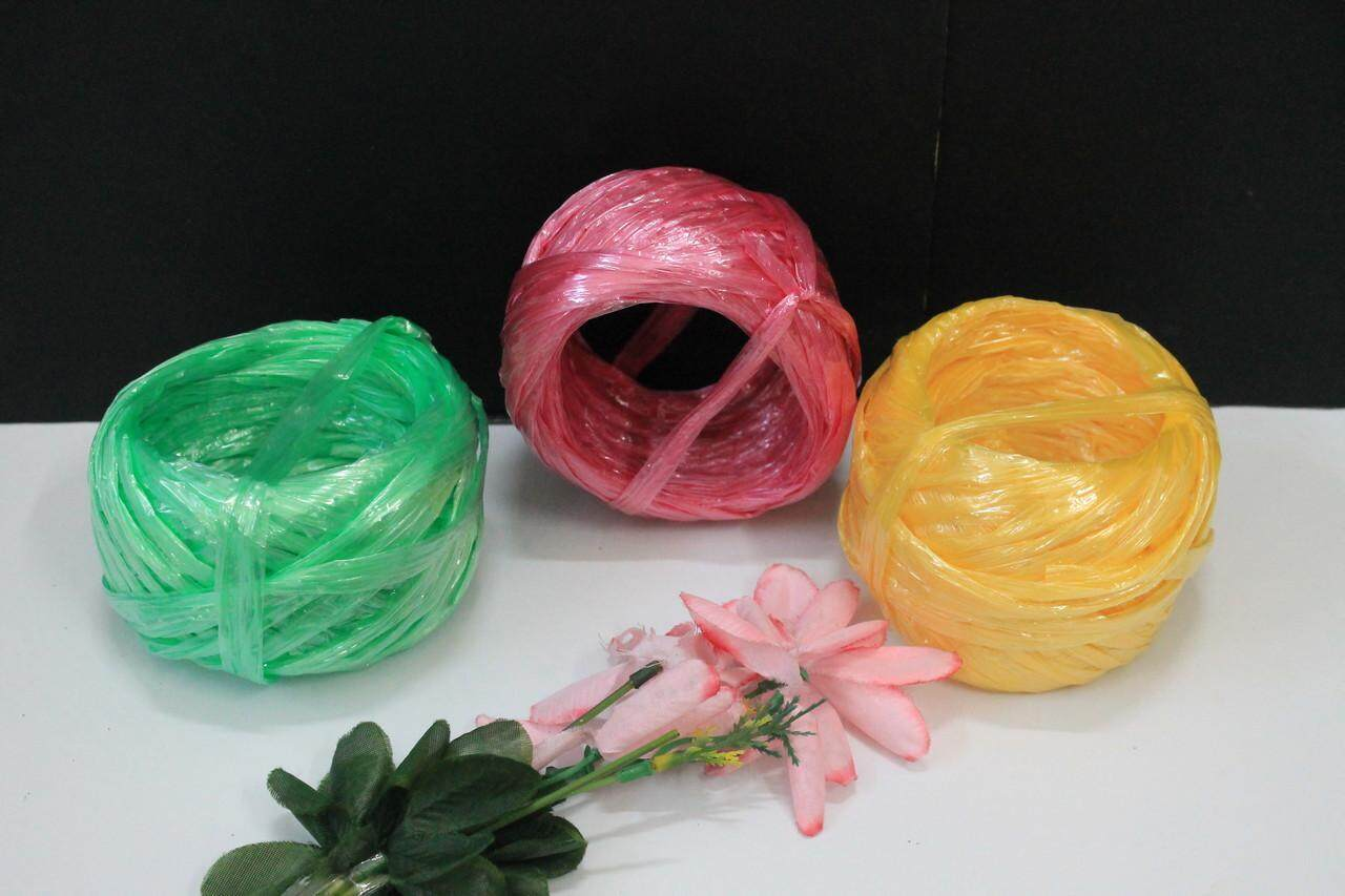 31Meter of tali murah for tie of garden item and luggage.Ship within 6 hours.(Multicolor)
