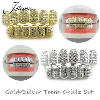 Bộ răng đính mạ vàng 14k cho tiệc tùng - INTL thumbnail