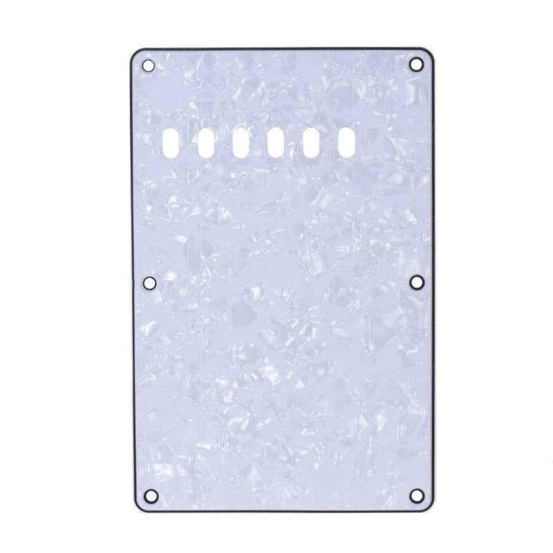 Pickguard Back Plate Tremolo Cavity Cover Vintage Style Backplate for Fender Stratocaster Strat ST Standard Modern Style Electric Guitar 4Ply Malaysia