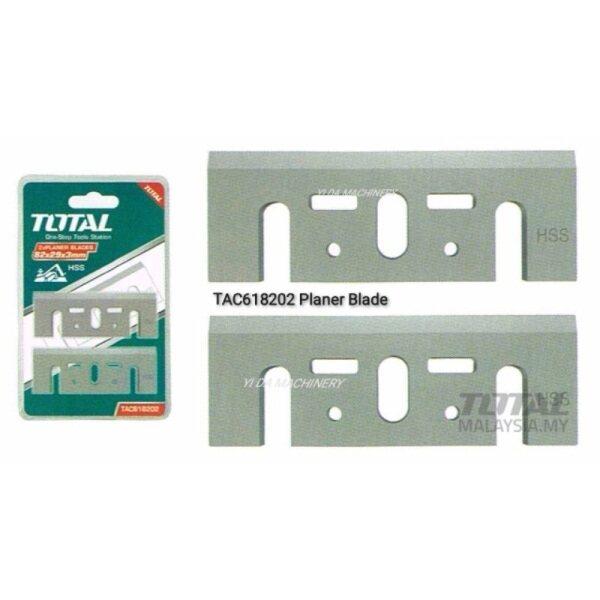 TOTAL TAC618202 Planer Blade