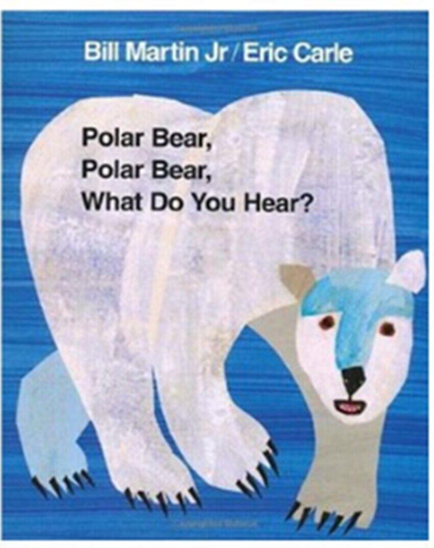 Gấu Nâu Bạn Thấy Gì Bởi Bill Martin Jr. Sách Giáo Dục Tiếng Anh Sách Ảnh Thẻ Học Tập Cho Trẻ Em Trẻ Em