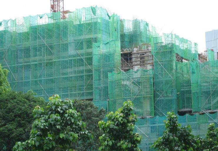 Agriculture & Construction Netting - Agrinet ML500 - 4m x 50m (Green)