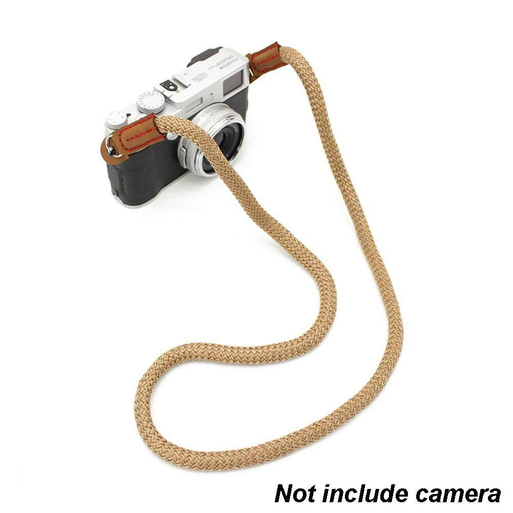 Anti-slip General Camera Strap Neck Durable Belt Tape Carrying Cotton Universal