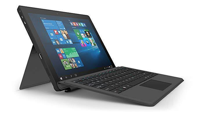 Linx 12X64 - 12.5-inch Tablet with Detachable Keyboard Intel Atom x5-Z8350 Malaysia