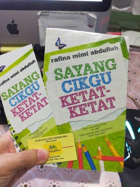 Novel Preloved (Kaki Novel): Sayang Cikgu Ketat-Ketat by Rafina Mimi Abdullah Malaysia