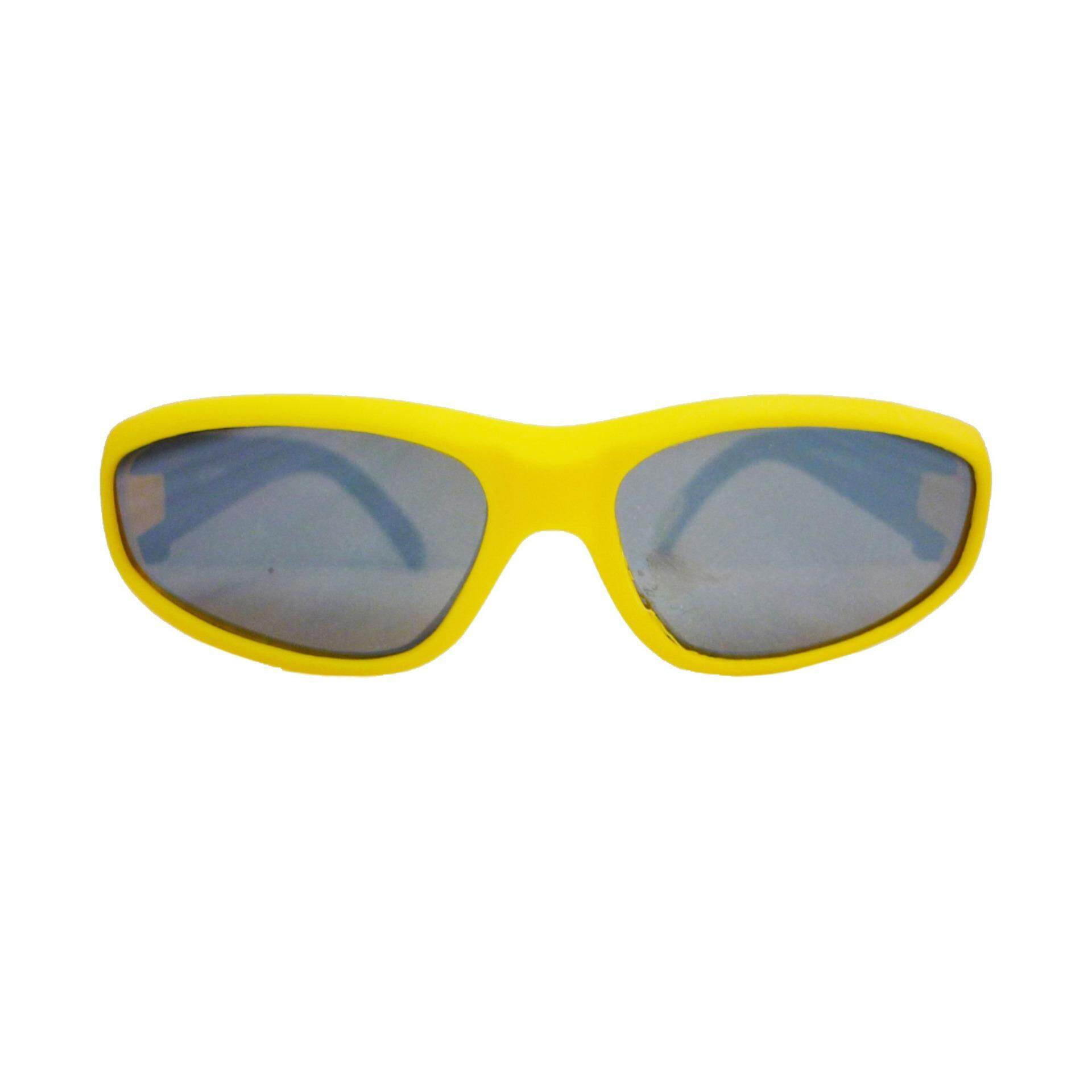 9722b7633cb Disney Mickey Girls Small Square Lens 100% UV Protection Eyewear Outdoor  Sunglasses - Yellow Colour