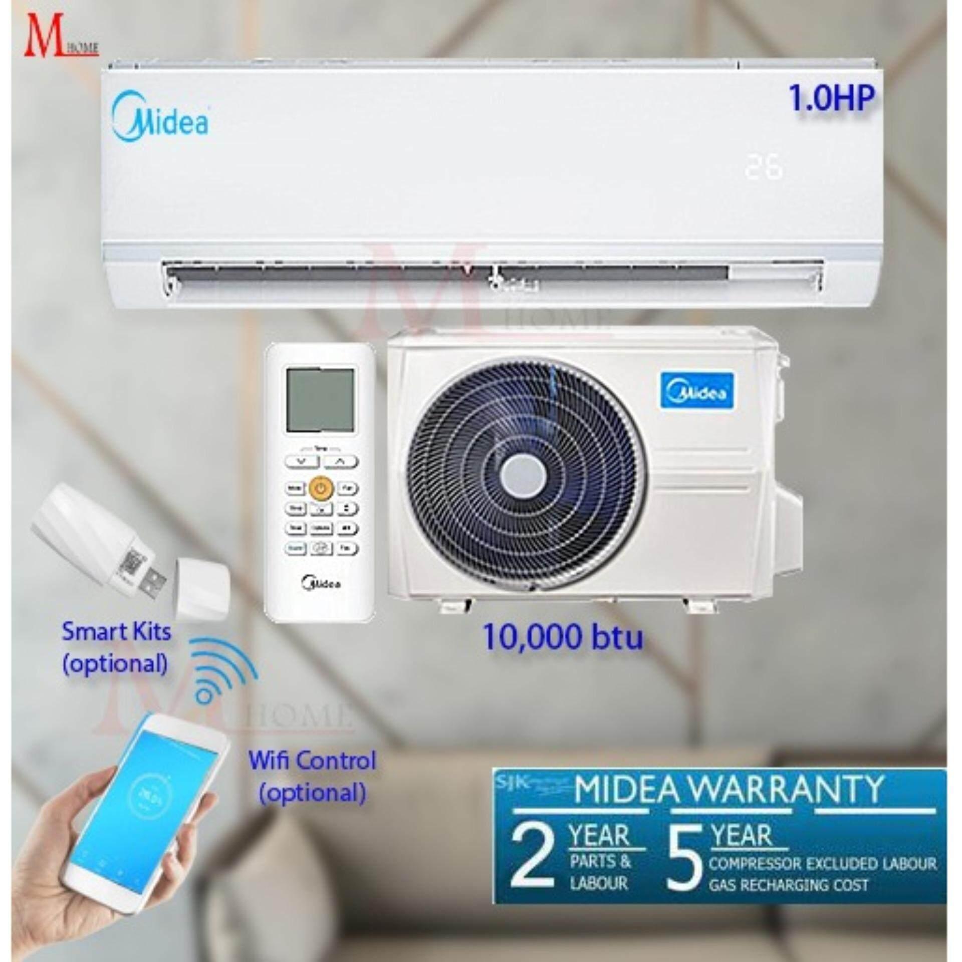 Home · Remote Control Ac Portabel Untuk Midea Dibagi R51m E R51 E International; Page - 2. NEW MIDEA MSAE 10CRN1 1 0HP WITH IONIZER AIR CONDITIONER 3 STAR