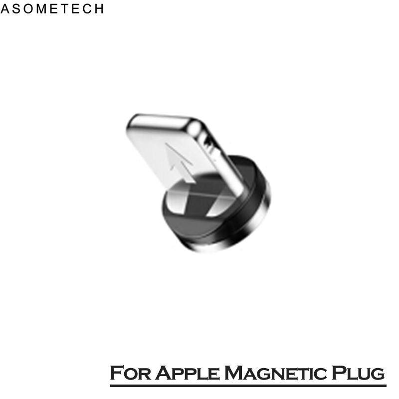 1 M Pengisi Daya Magnet USB Kabel untuk iPhone 7 7 Plus 8 8 Plus X XS Max LED Cepat USB Pengisi Daya untuk iPhone 5 5 S SE 6 6 S PLUS Kabel Lightning Perangkat Adaptor