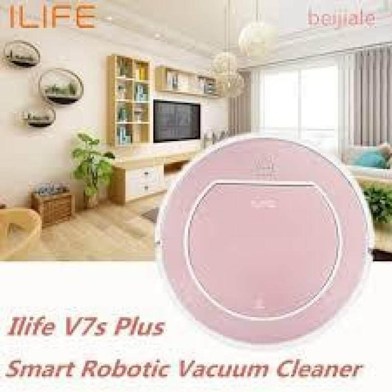 Original ILIFE V7s Plus Smart Robotic Vacuum Cleaner Remote Control Floor Cleaning Robot Singapore