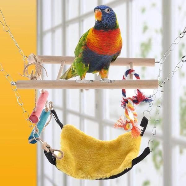 Giải Tỏa Cho Thú Cưng Sản Phẩm Nhiều Màu Sắc Xoay Thú Cưng Chim Budgie Đồ Chơi Vẹt Leo Núi Đồ Chơi