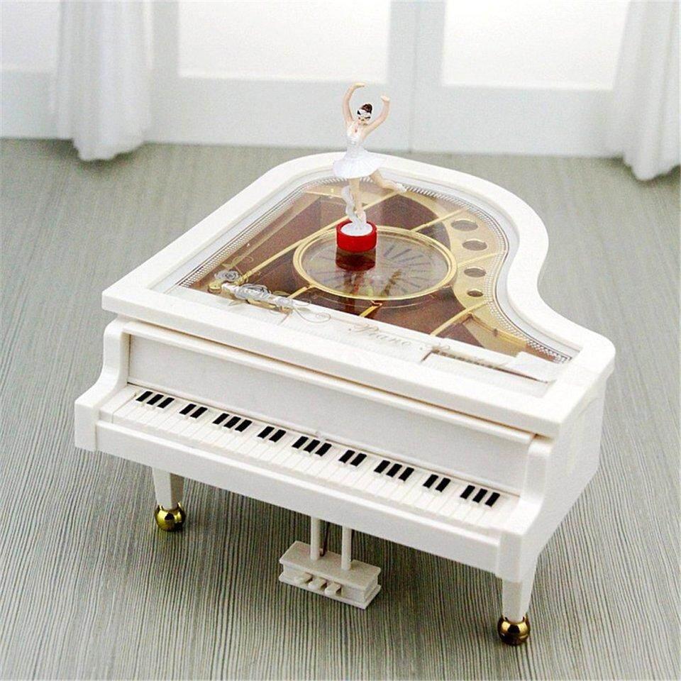 Bán Chạy nhất Cơ Học Cổ Điển Balo Cô Gái Nhảy Múa trên Hộp Nhạc Piano Bé Gái Quà Tặng