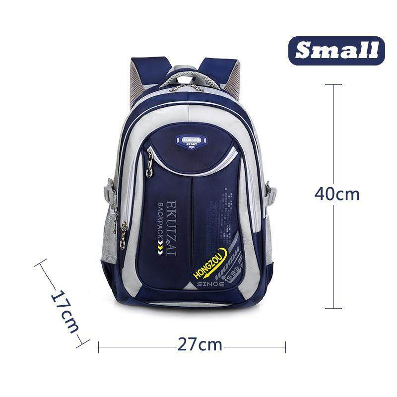 Student Kids School Bag Large Capacity Waterproot Protect The Spine Backpack Back To School