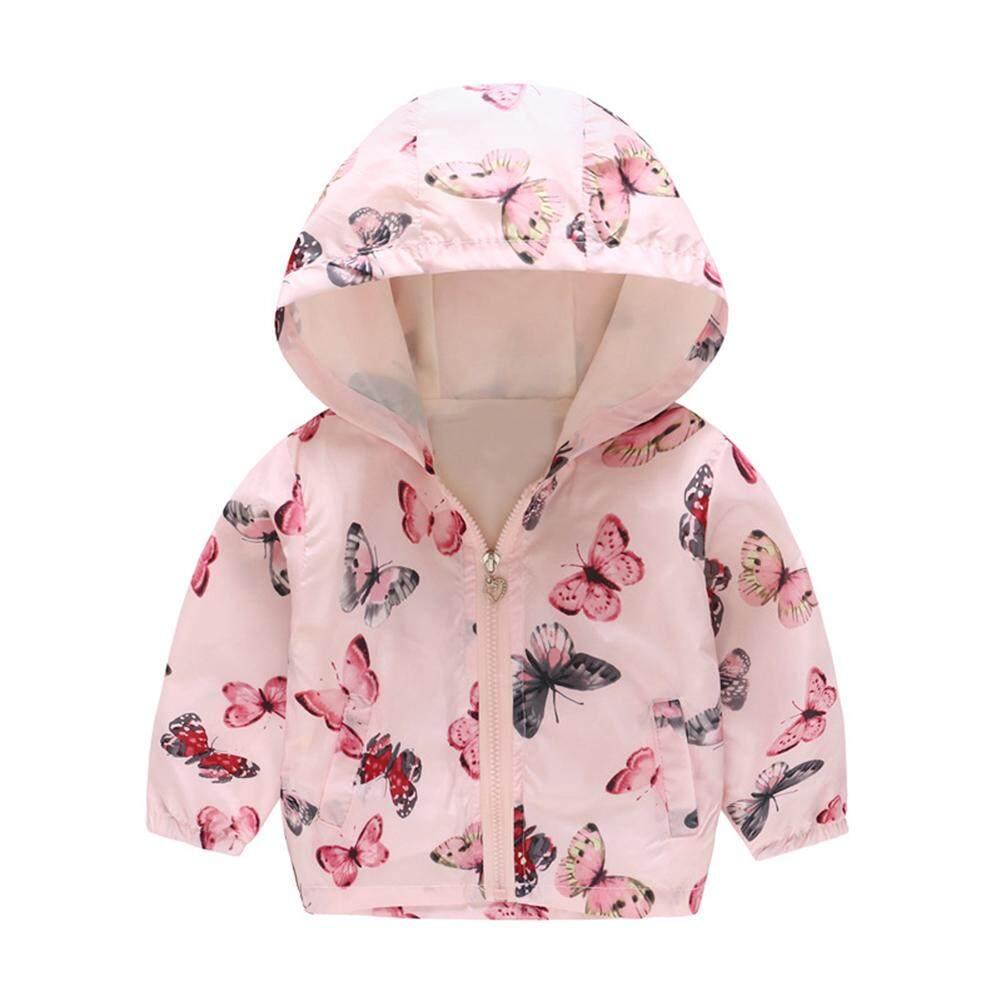 8b79bd064 Big House Kids Clothes Children Girl Boy Hooded Jacket Printing Hoodies  Zipper Coat