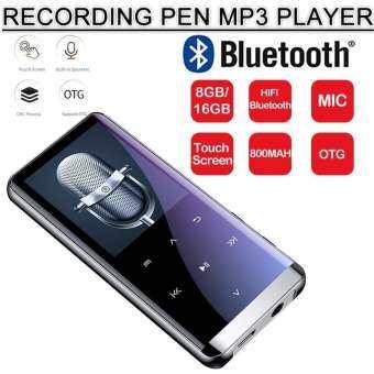 Sway 1.8 นิ้วบลูทูธพกพาขนาดเล็ก MP3 MINI MP4 Lossless เพลง HIFI MP5 Walkman