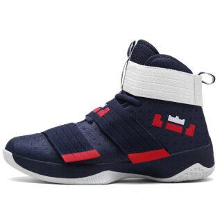 Thương Hiệu Chuyên Nghiệp Men Giày Chơi Bóng Rổ Cao Cổ Non-slip Siêu Sao Sneakers Giày Dép Nam Giày Thể Thao Đàn Ông Ngoài Trời Giỏ Giày thumbnail