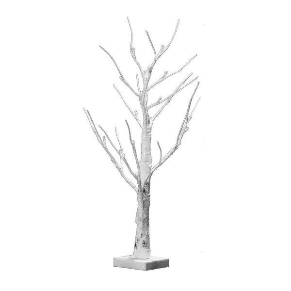 BGD 60cm Height Silver Birch LED Lights Modern Tree Lamp Landscape Table Light