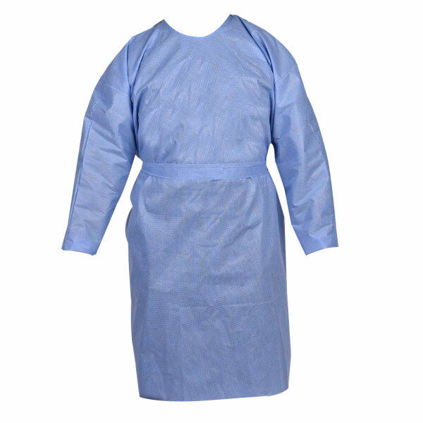 juchedong® Disposable Anti-dust Clothing Gown Safety Coverall Protection Isolation Suit