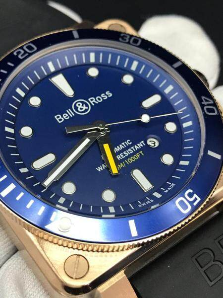 BELL-&- ROSS - BR CLASSIC WATCH Malaysia