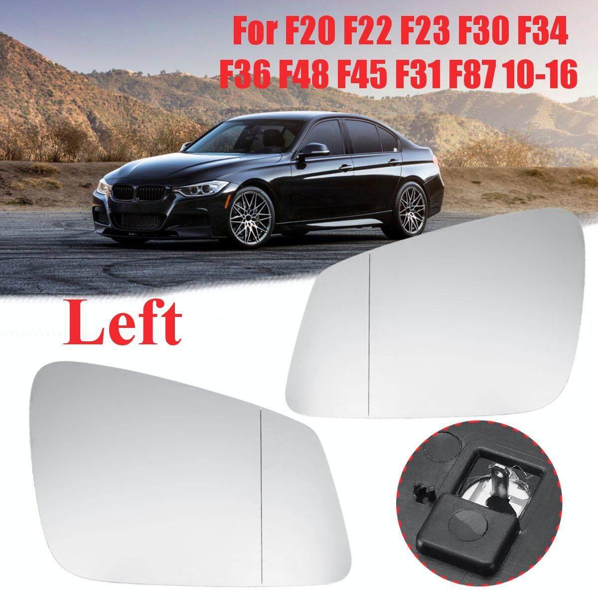 【free Pengiriman + Flash Deal】pair Lebar Sudut Dipanaskan Cermin Kaca Untuk Bmw F20 F22 F23 F30 F34 F36 F48 F45 F31 By Motorup.