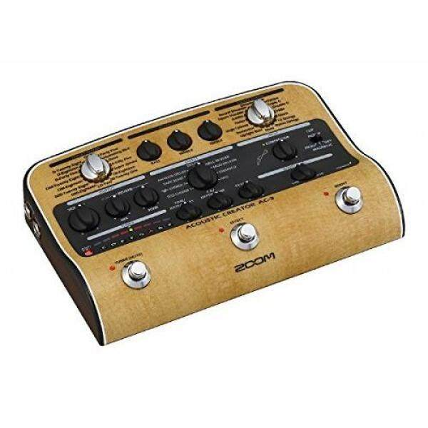 ZOOM Zoom Acoustic Creator AC-3 Preamp for Acoustic Guitar Malaysia