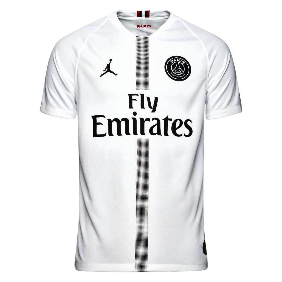 ef455827c00 Paris Saint Germain Away Jersey Jordan x PSG CHL 2018 19 for Men Ligue1