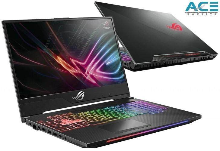 Asus ROG Strix SCAR II Edition GL504G-WES053T Gaming Notebook *144Hz* (i7-8750H/16GB DDR4/512GB PCie/RTX2070 8GB/15.6 FHD/Win10) Malaysia