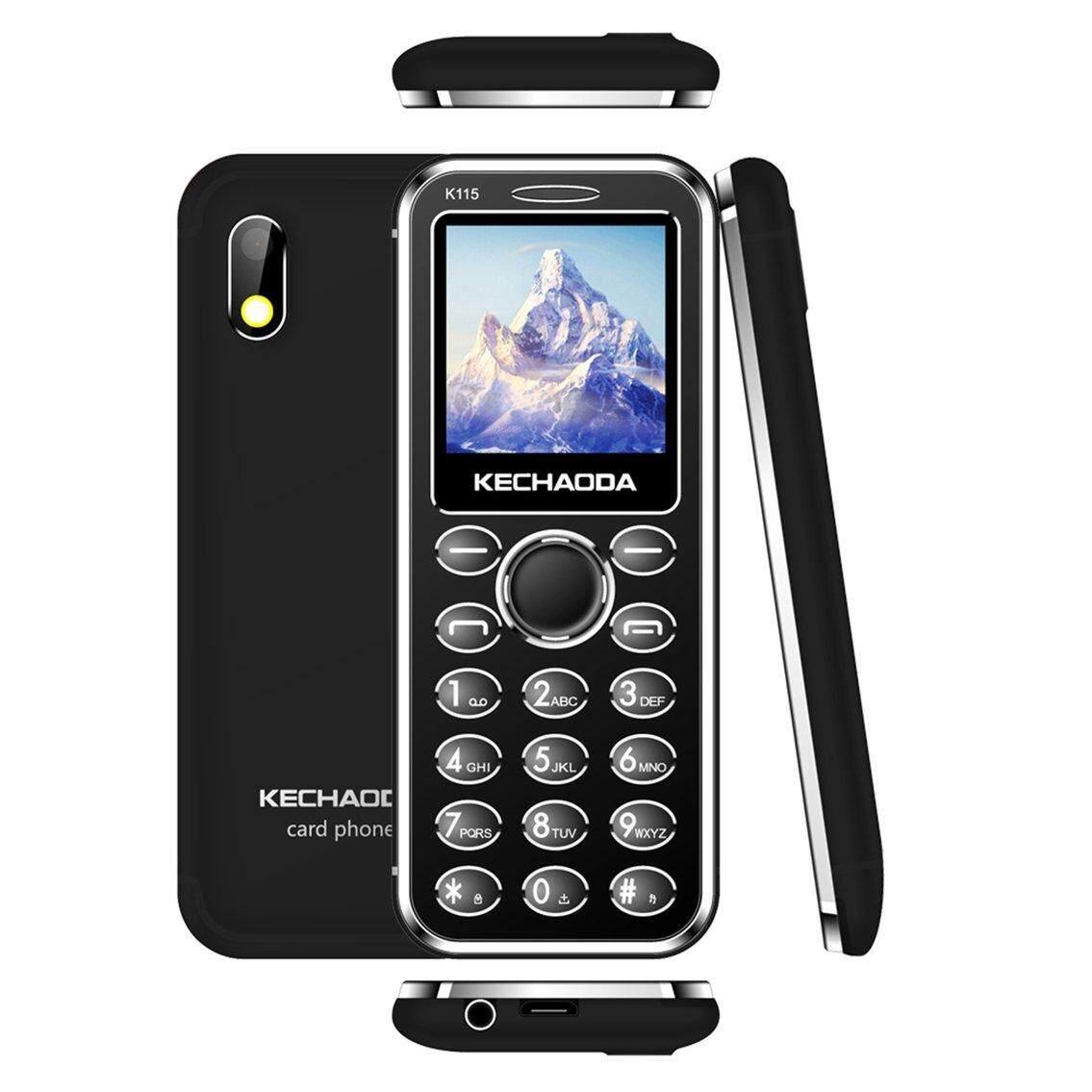 Doit Kechaoda K116 Plus 2g Ultra-Thin Feature Phone Big Sound Phone.