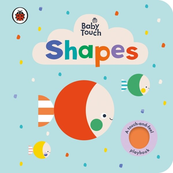 Ladybird Baby Touch and Feel Playbook: Shapes Malaysia