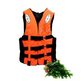 Áo Phao Người Lớn Bơi Thuyền Áo Phao Áo Phao Snorkeling Nổi Bơi Lướt Thể Thao Dưới Nước Cứu Sinh Áo Khoác thumbnail