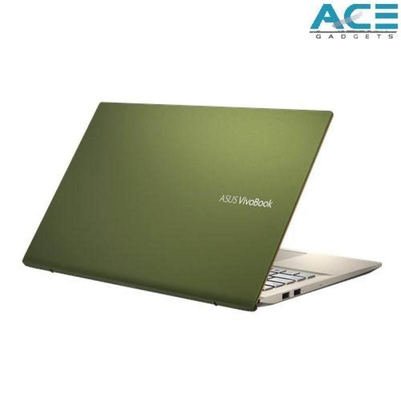 Asus Vivobook S15 S531F-LBQ332T / S531F-LBQ331T / S531F-LBQ330T / S531F-LBQ271T Notebook *Gun Metal/Green/Pink/Blue* (i5-8265U/4GB DDR4/512GB PCIe/MX250 2GB/15.6FHD/Win10) Malaysia