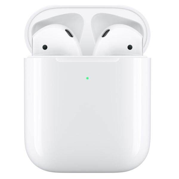 Apple Airpods Bluetooth Wireless Headset with Wireless Charging Case Singapore