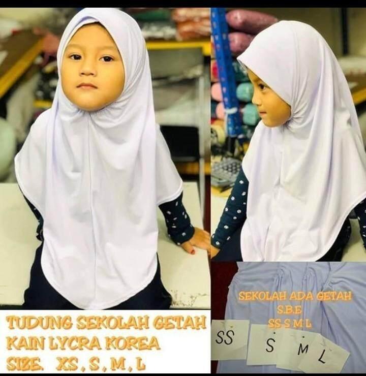 Tudung Sekolah By First Global Hijab.